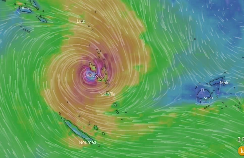 CycloneVanuatu